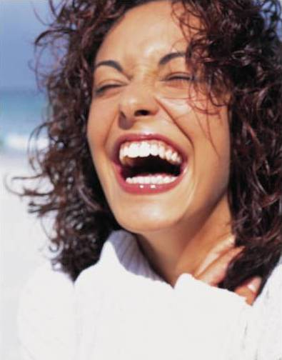 Laughter By Ane Mulligan