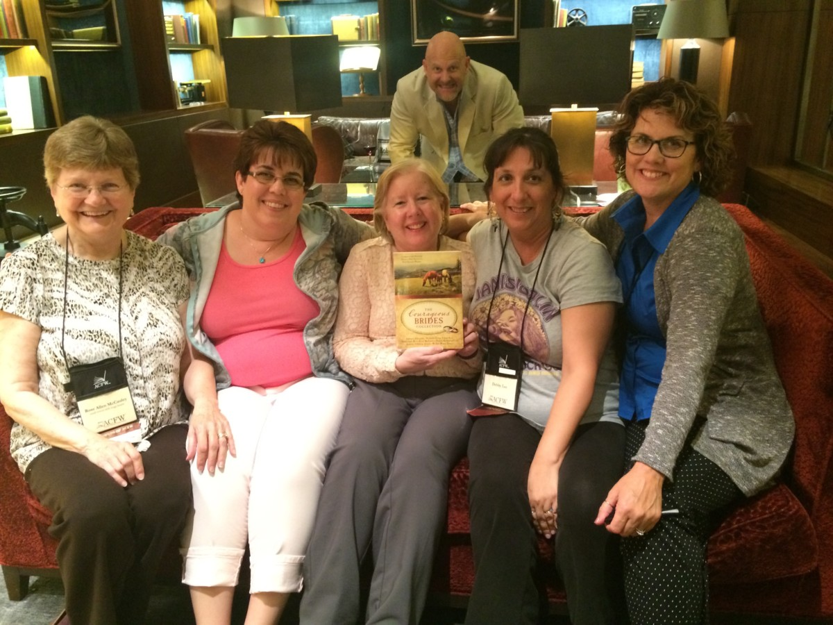 ACFW Conference in Nashville, TN